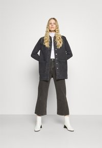 Carin Wester - JACKET TORI - Short coat - black - 1
