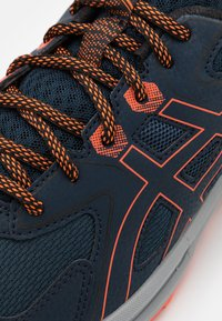 ASICS - SCOUT - Chaussures de running - french blue/marigold orange - 5