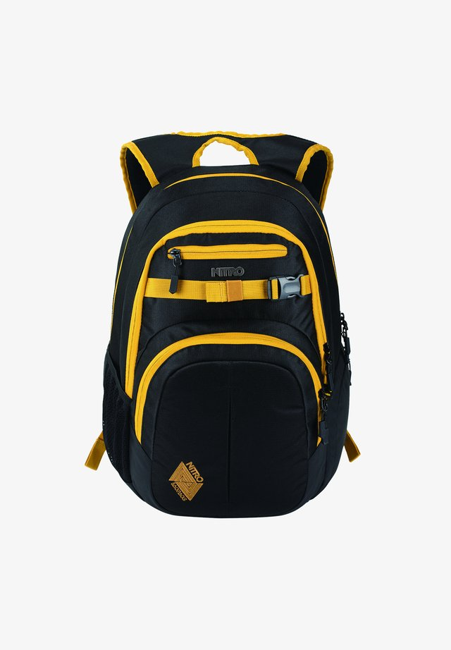 Rucksack - golden black