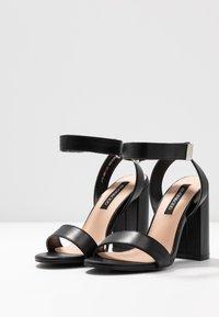 Even&Odd - High heeled sandals - black - 4