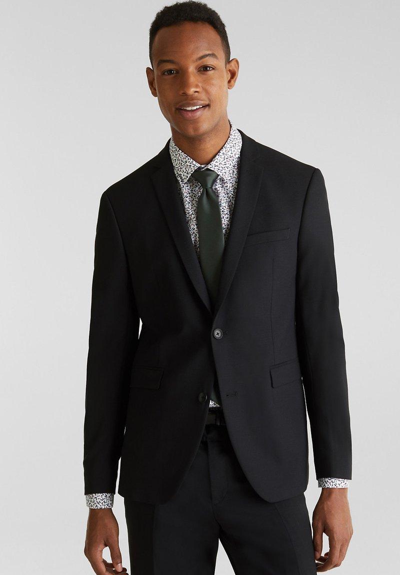 Esprit Collection - ACTIVE  - Giacca elegante - black