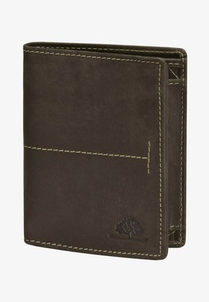 VINTAGE - Wallet - dark brown