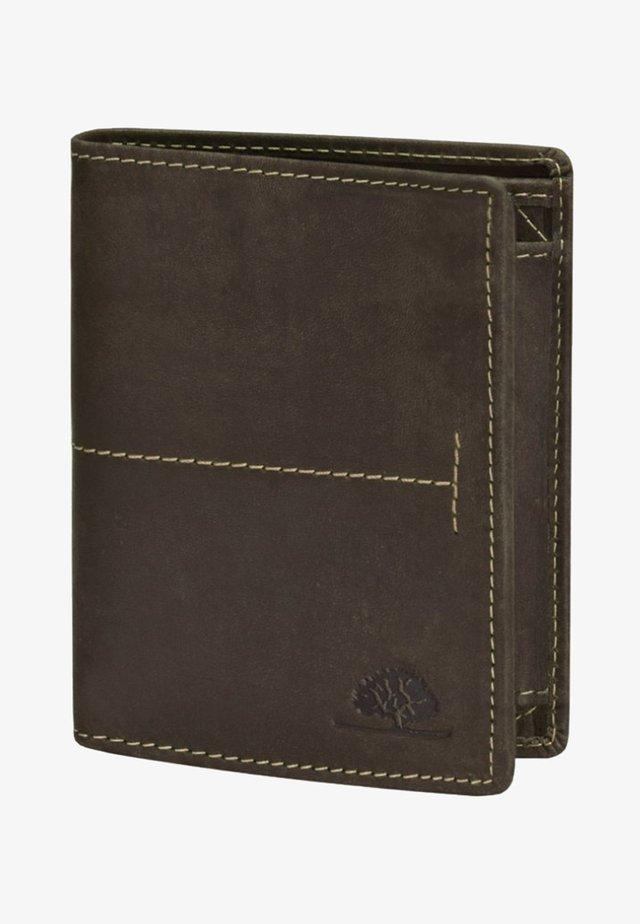 VINTAGE - Wallet - dark brown