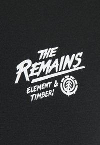 Element - LIBERTY  - Print T-shirt - flint black - 2