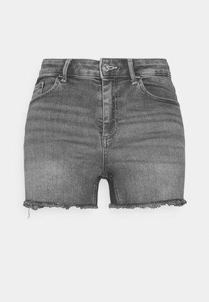 ONLBLUSH LIFE  - Shorts di jeans - medium grey denim