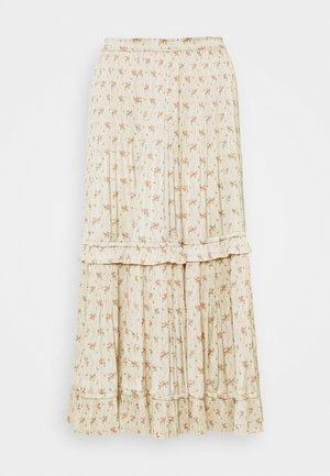 JCLYN SKIRT - Áčková sukně - beige