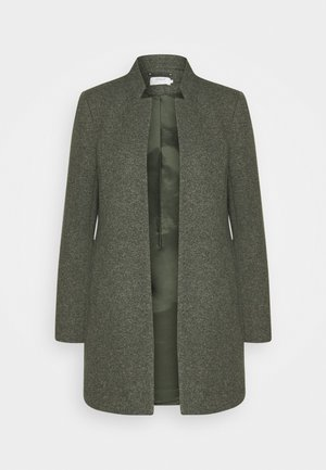 ONLSOHO COATIGAN  - Short coat - dark green