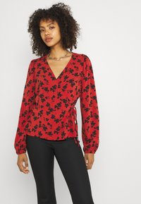 b.young - BYJOSA NECK - Blouse - arabian spice - 1