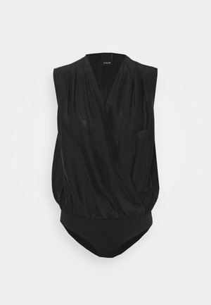INES HABUTAY SOFT TOUCH - Blouse - black