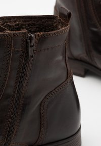 Jack & Jones - JFWRUSSEL WARM  - Lace-up ankle boots - brown stone - 5