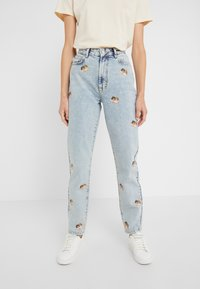 Fiorucci - MINI TARA JEAN  - Jeans baggy - light vintage - 0