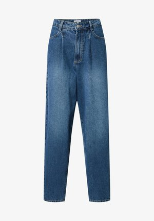 RINA - Relaxed fit jeans - blue denim
