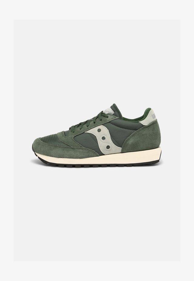 JAZZ ORIGINAL VINTAGE UNISEX - Sneakers laag - green