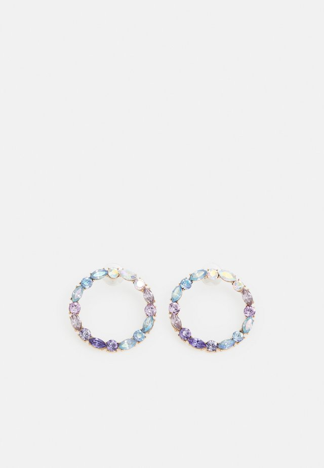 GOLOVIN - Earrings - purple