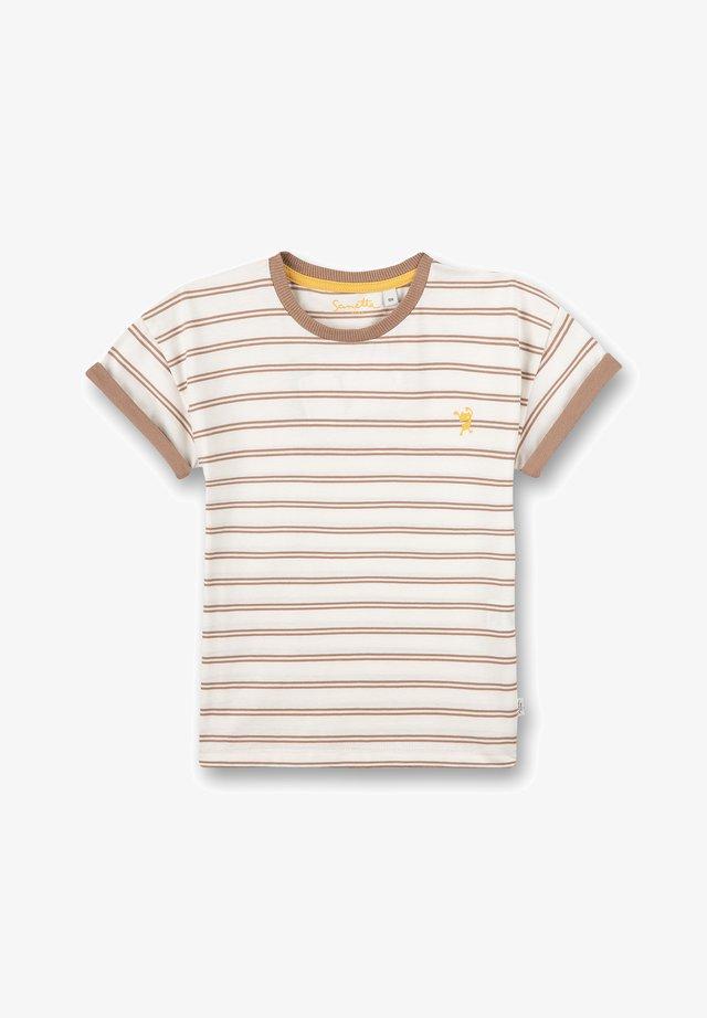 T-shirt print - braun