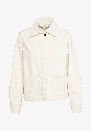 OTA - Denim jacket - ecru