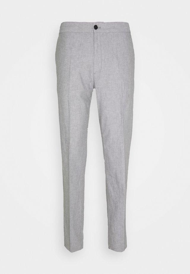 WAIST PANT - Pantaloni - grey