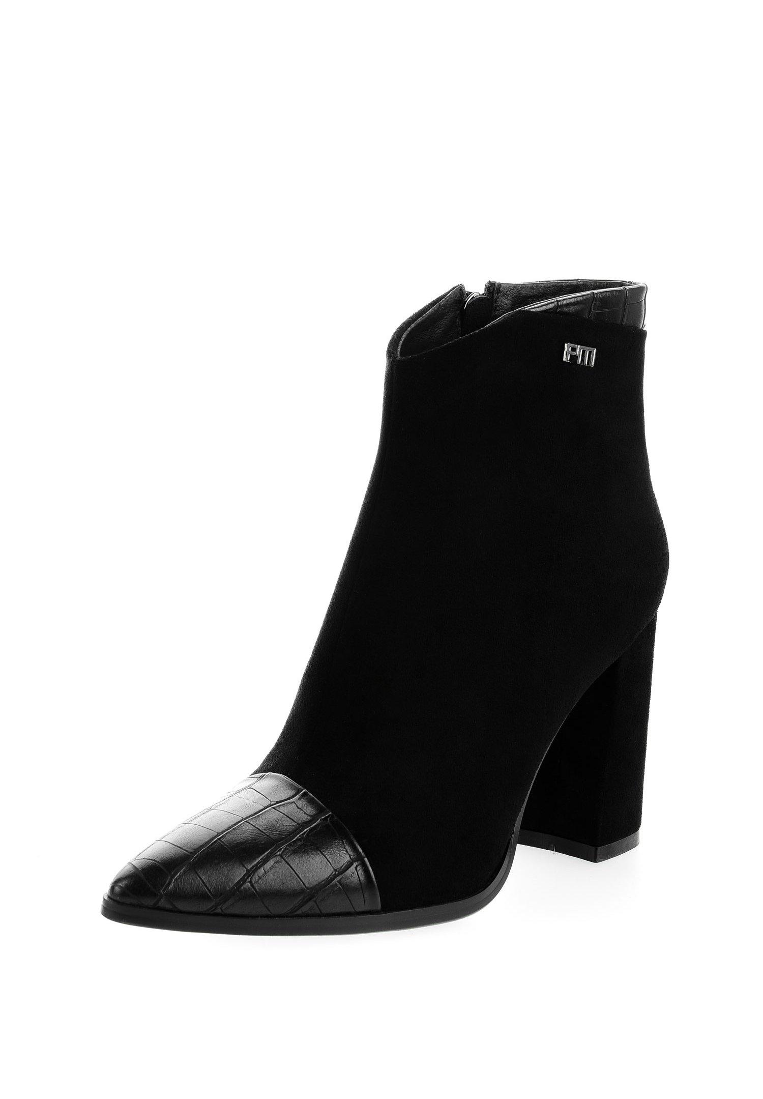 Prima Moda Sabbioneta - Højhælede Støvletter Black