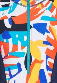 O'Neill - SURU SURF SUIT - Swimsuit - blue/red - 5