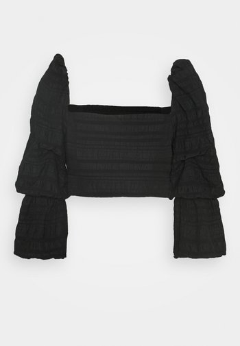 PUFF - Pusero - black