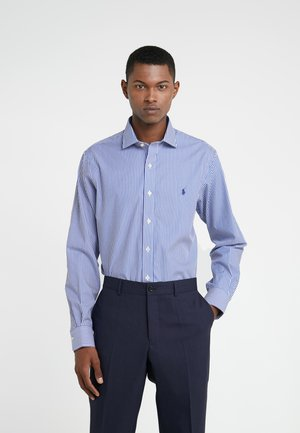 EASYCARE STRETCH ICONS - Formal shirt - true blue/white