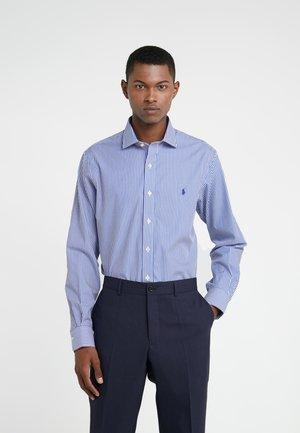 EASYCARE STRETCH ICONS - Zakelijk overhemd - true blue/white