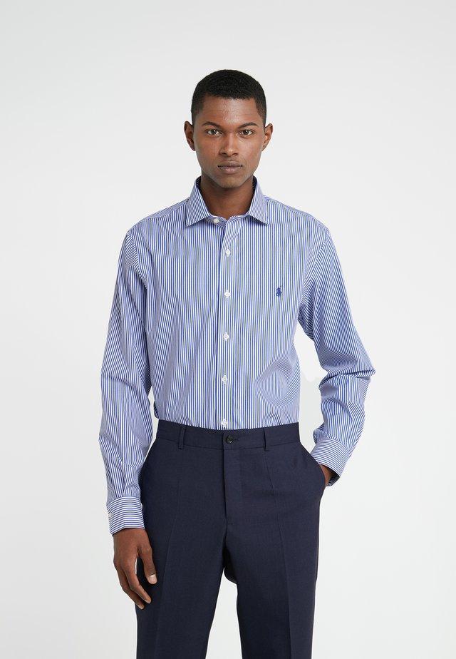EASYCARE STRETCH ICONS - Camicia elegante - true blue/white
