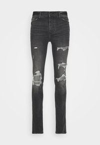 HEAVY RIP - Jeans Skinny Fit - black
