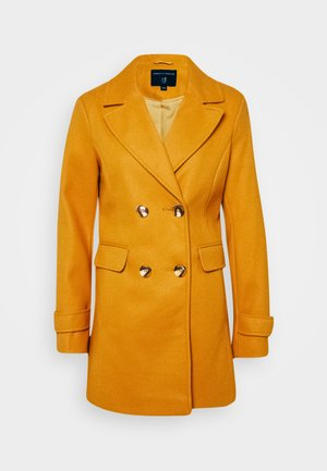 PEACOAT - Klassisk frakke - ochre