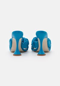 BEBO - LYANNA - Heeled mules - blue - 3