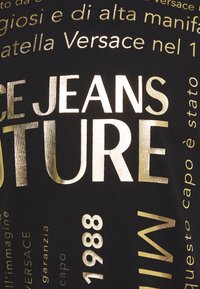 Versace Jeans Couture - MOUSE - T-shirts med print - black - 2