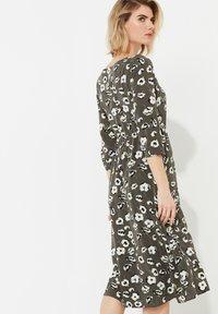 comma - Day dress - khaki - 2