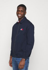 Tommy Jeans - CASUAL JACKET - Giacca leggera - blue - 3