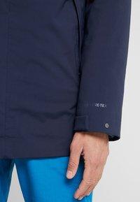 Patagonia - FROZEN RANGE 2-IN-1 - Down jacket - neo navy - 5