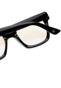 Icon Eyewear - NOVA BLUE LIGHT GLASSES - Sunglasses - black - 2