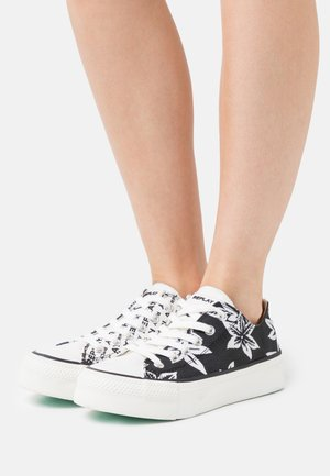 KEMPLEY - Trainers - black/white