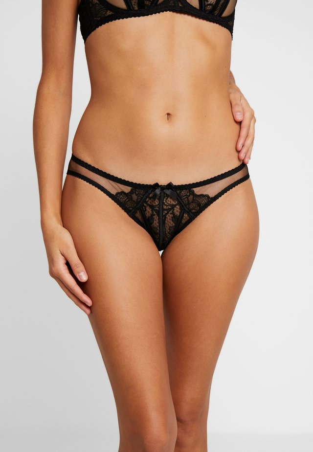 ROZLYN BRIEF - Briefs - black