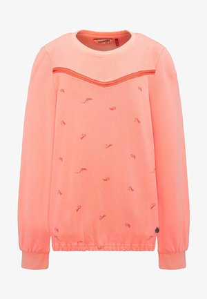 PETROL INDUSTRIES - Sweatshirt - fiery coral