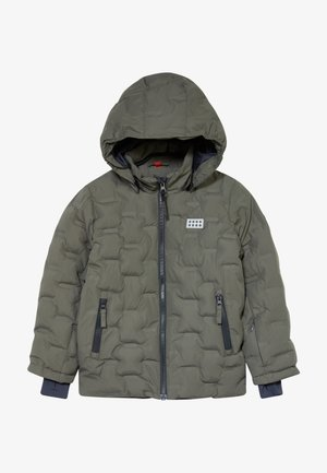 LWJIPE 706 - Snowboard jacket - dark green