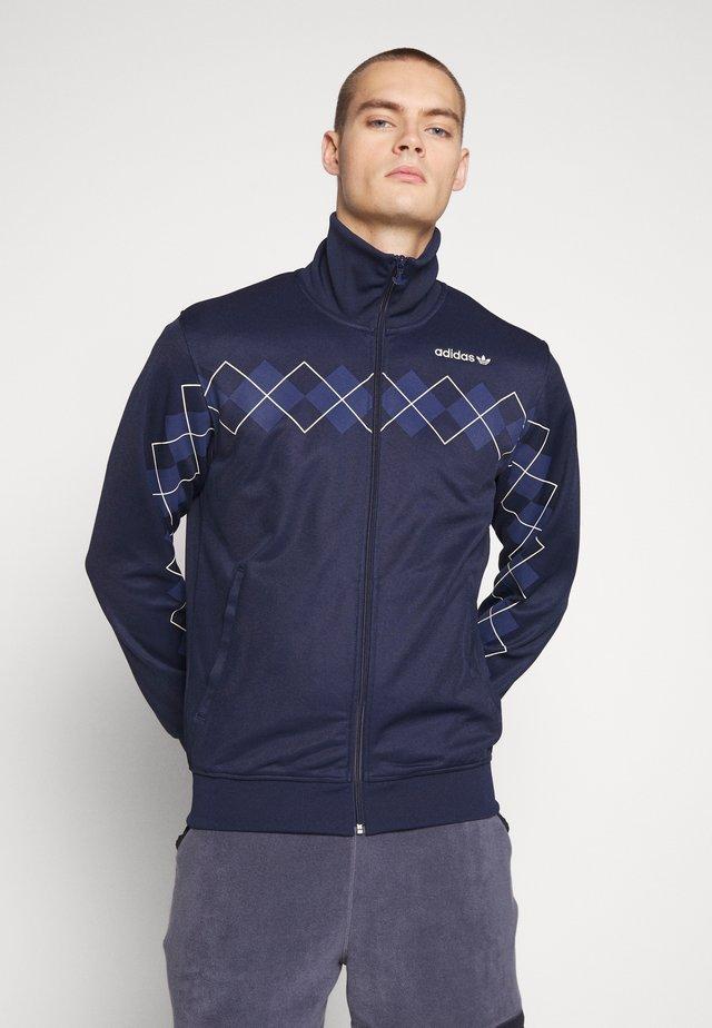 GRAPHICS SPORT INSPIRED TRACK TOP - Training jacket - nindig