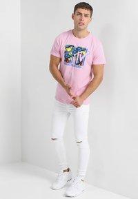 Kings Will Dream - LUMOR - Jeans Skinny Fit - white - 1
