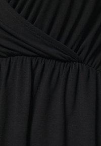 Simply Be - BALLOON SLEEVE  - Long sleeved top - black - 5