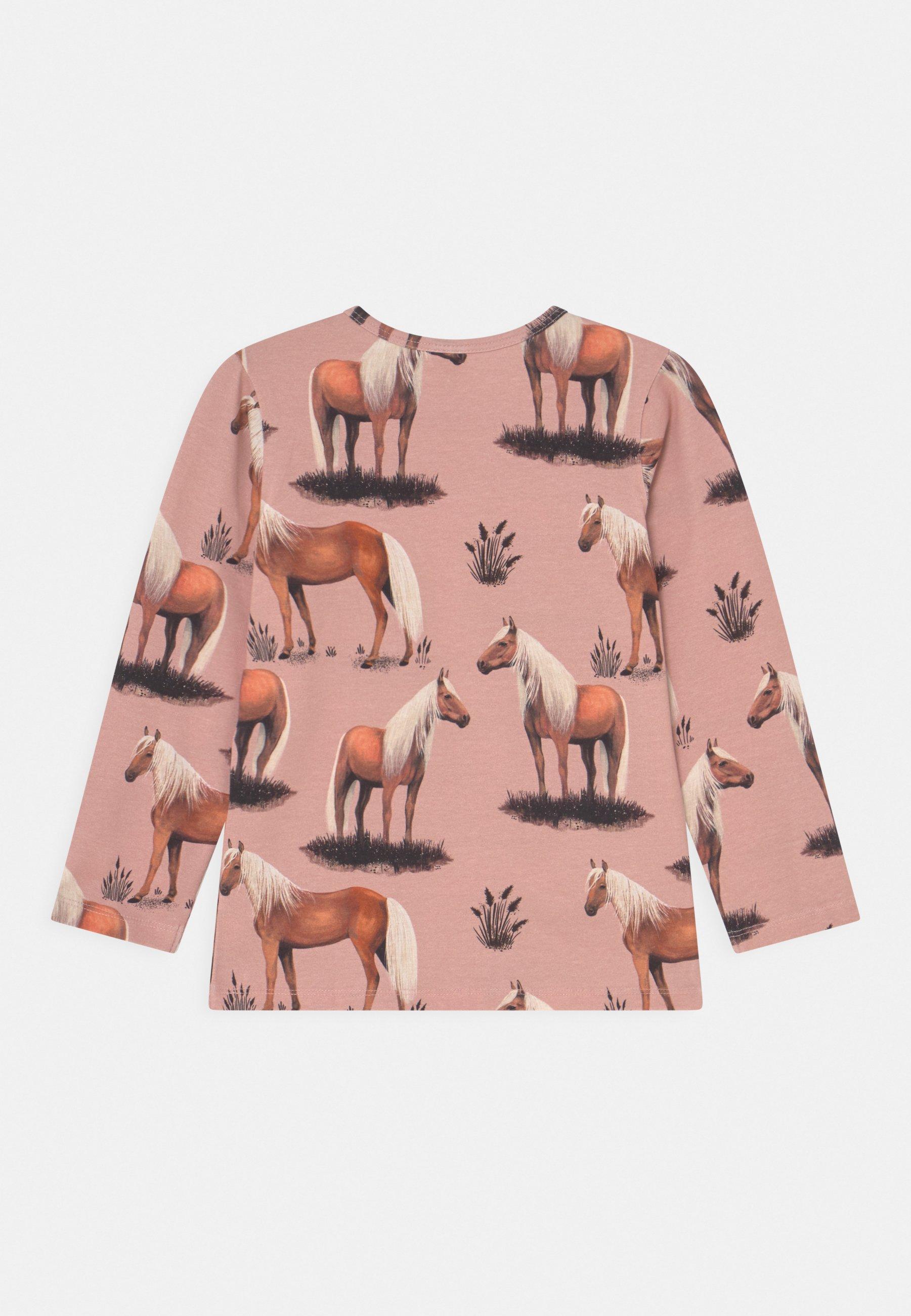 Kids BEAUTY HORSES UNISEX - Long sleeved top