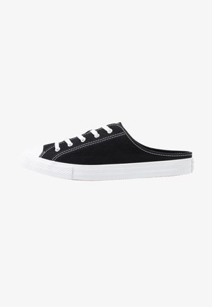 CHUCK TAYLOR ALL STAR DAINTY MULE - Zapatillas - black/white