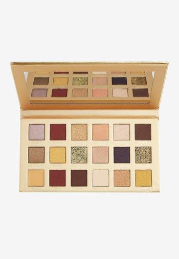 24K GOLD SHADOW PALETTE - Eyeshadow palette - -