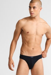 TOM TAILOR - 5 PACK - Briefs - navy/white/red - 5