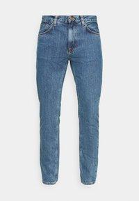 Nudie Jeans - GRITTY JACKSON - Straight leg -farkut - friendly blue - 4