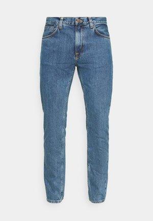 GRITTY JACKSON - Straight leg -farkut - friendly blue