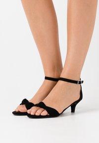 Dorothy Perkins - SUNSHINE  - Sandals - black - 0