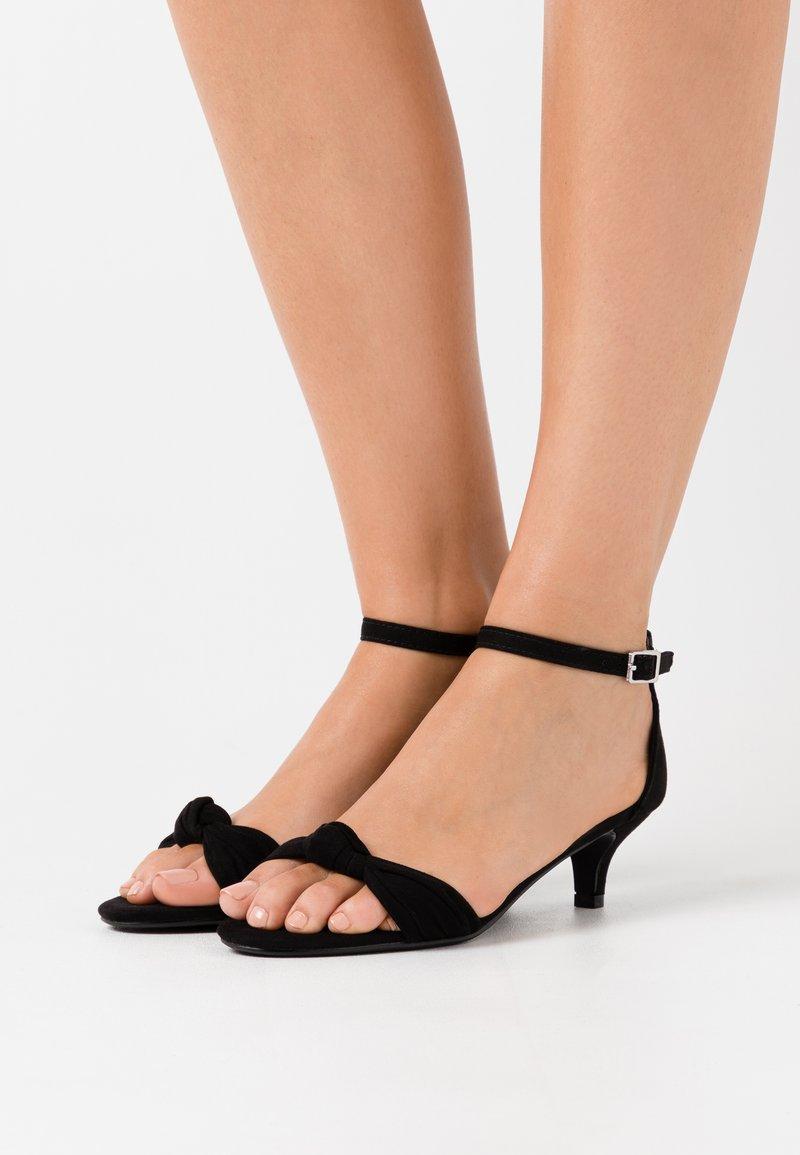 Dorothy Perkins - SUNSHINE  - Sandals - black